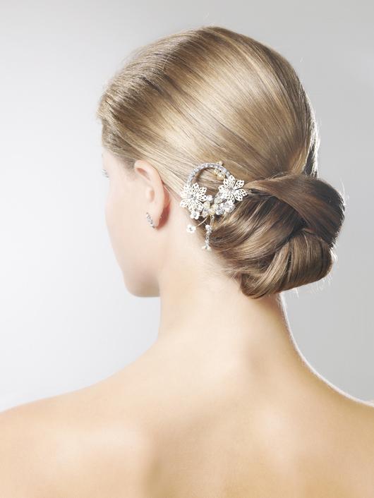 Peinados de novia irene amayuelas - Peinados de novia recogido ...